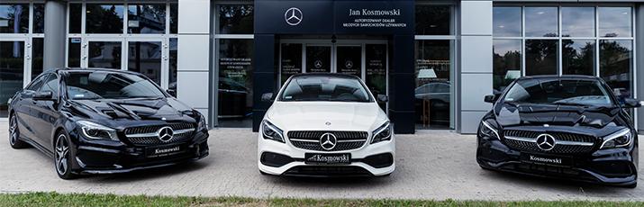 Używane Mercedesy z Gwarancją
