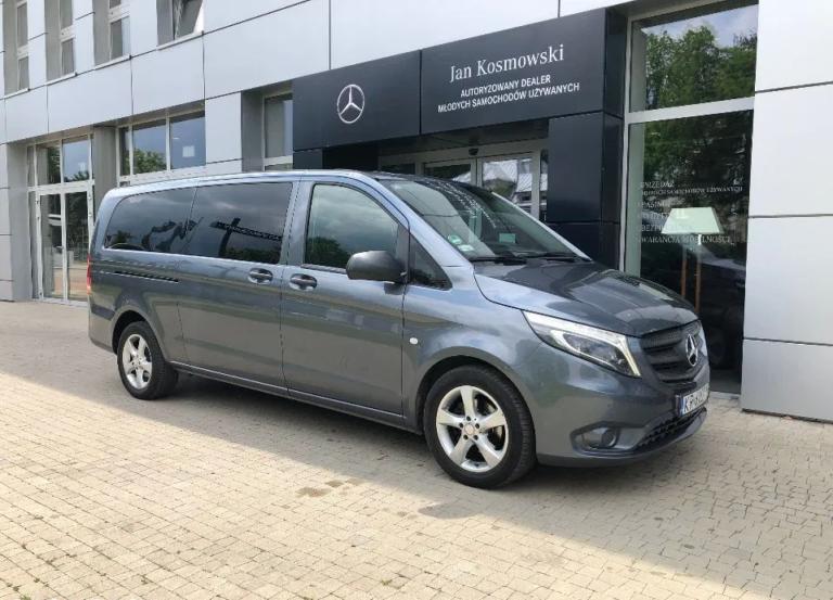 Mercedes Vito W447 2017
