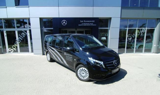 Mercedes Vito W447 2019