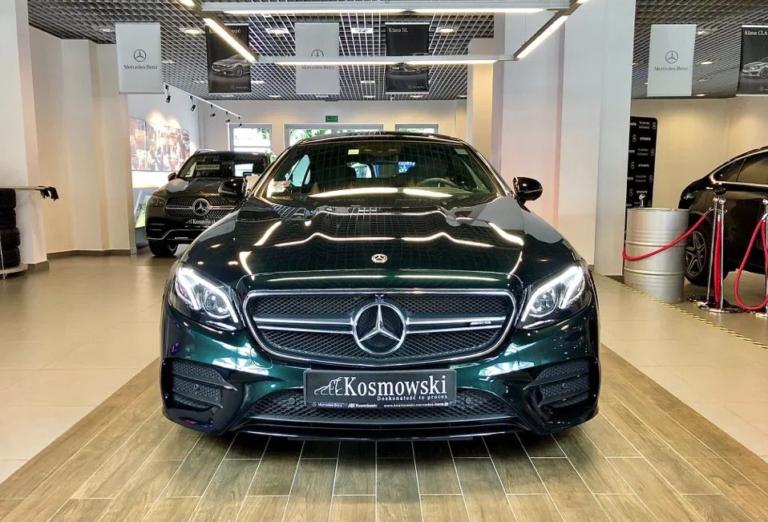 Mercedes E klasa 2019 AMG