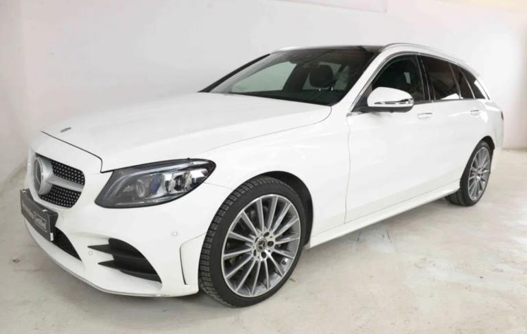 Mercedes C Klasa 2018 W205