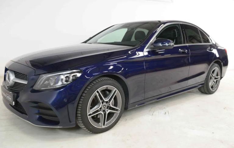 Mercedes Klasa C W205 2019