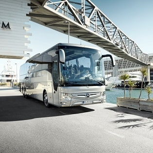 Serwis autobusów Mercedes-Benz ASO Kosmowski w Krakowie