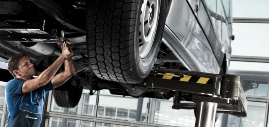 Naprawa i serwis samochodów Mercedes-Benz w Krakowie