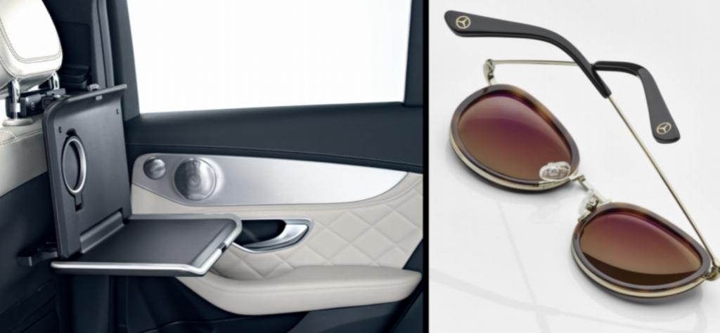 akcesoria Mercedes