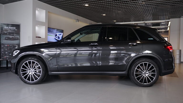 Mercedes-Benz GLC 200d 4MATIC
