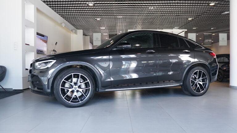 Mercedes-Benz GLC 300e 4MATIC Coupe
