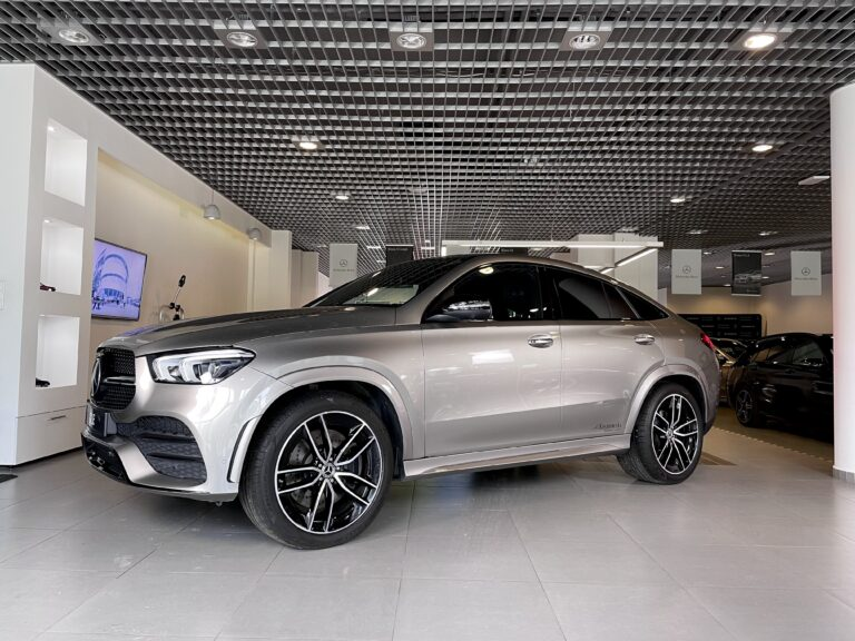 Mercedes-Benz GLE 400d 4MATIC Coupe