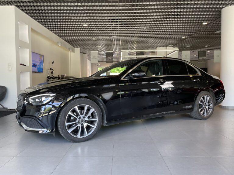 Mercedes-Benz E 200d