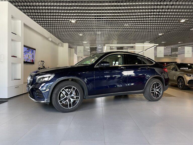 Mercedes-Benz GLC 250 4MATIC COUPE