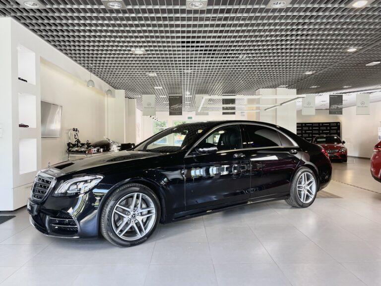 Mercedes-Benz S 450 L 4MATIC